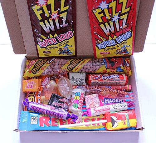 Ye Old Cornish St Mawes English Candy Souvenir Gift Selection Box 250G
