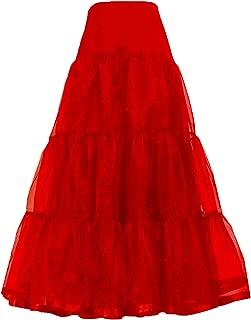 Best red petticoat dress Reviews