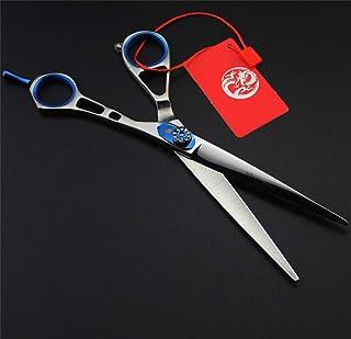 Professionele Straight Shears Pet Schaar 7,0 Inch Japan 440C Roestvrij Staal Set, Hoge Kwaliteit Sharp Kapper Schaar Voor ...