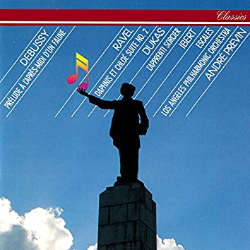 Debussy: Prélude à l'après-midi d'un faune / Ravel: Daphnis & Chloé Suite No. 2 / Dukas: The Sorcerer's Apprentice etc