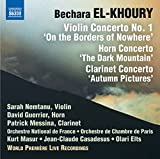 Clarinet Concerto, Op. 78, 'Autumn Pictures': III. Energico (Live)