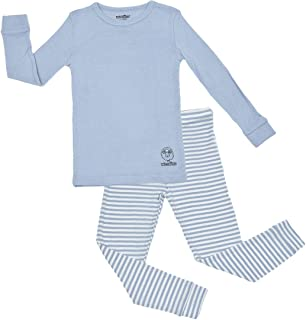 Woolino Long Sleeve Pajama Set - Merino Wool, 1-4 Years