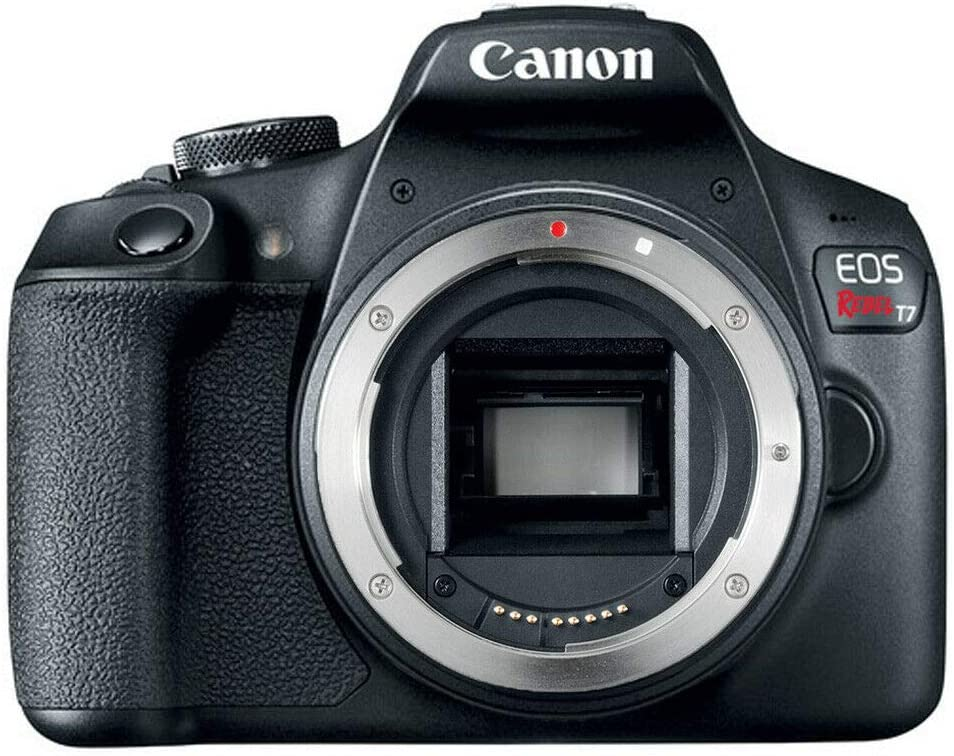 Canon EOS Max 58% OFF Rebel T7 Digital SLR Camera Body Kit Only Box online shop