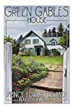 Prince Edward Island - Green Gables House and Gardens 53890 (19x27 Premium 1000 Piece Jigsaw Puzzle for Adults, Made in USA!)
