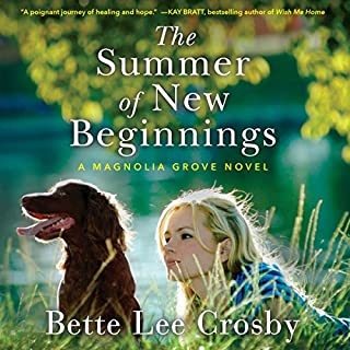 The Summer of New Beginnings audiobook cover art