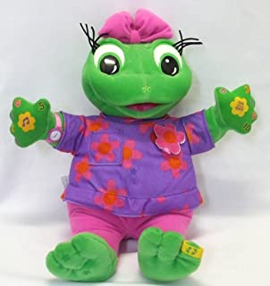 Leap Frog Lovable Lily Talking & Singing Plush