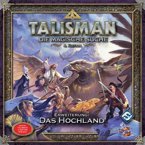 Pegasus Spiele Heidelberger HE328 - Talisman, Das Hochland - Erweiterung