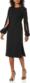 فستان نسائي ضيق من Jill Jill Stuart مع تفاصيل الأكمام