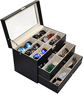 eyeglass storage cabinets
