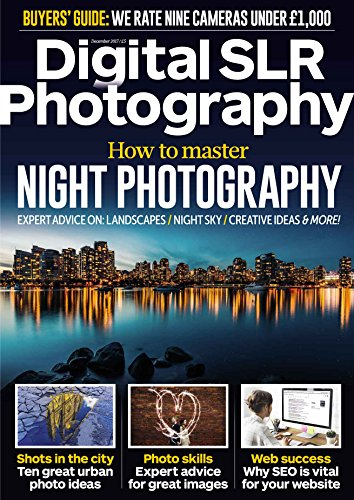DSlr Photography Master Course: How to master night photography (English Edition)