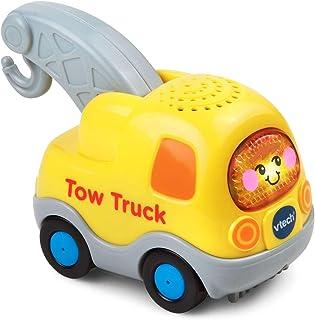 VTech Go! Go! Smart Wheels Tow Truck, Multicolor