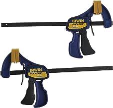 IRWIN T5462EL7 Miniklämma, Flerfärgade, 150 mm, Paket med 2