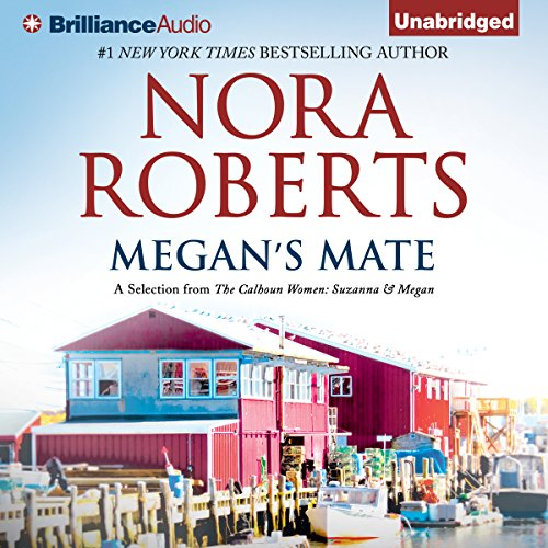 Megan's Mate audiobook cover art