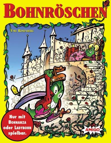 Amigo Spiele 7970 - Bohnanza - Bohnröschen