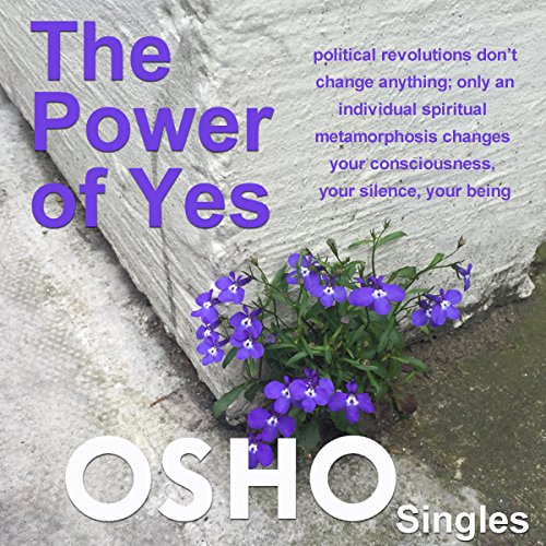The Power of Yes audiobook cover art