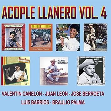 Acople Llanero (Vol. 4)