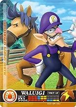 Nintendo Mario Sports Superstars Amiibo Card Horse Racing Waluigi for Nintendo Switch, Wii U, and 3DS