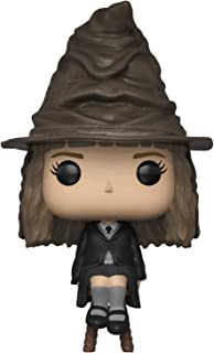 POP! Harry Potter: Hermione with Sorting Hat 2018 Fall Convention Exclusive #69