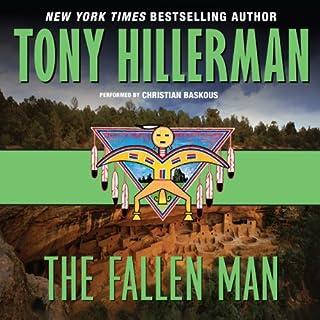The Fallen Man audiobook cover art