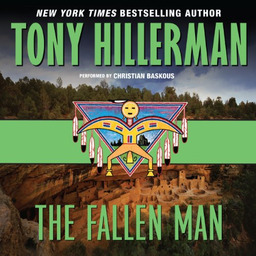 The Fallen Man  By  cover art