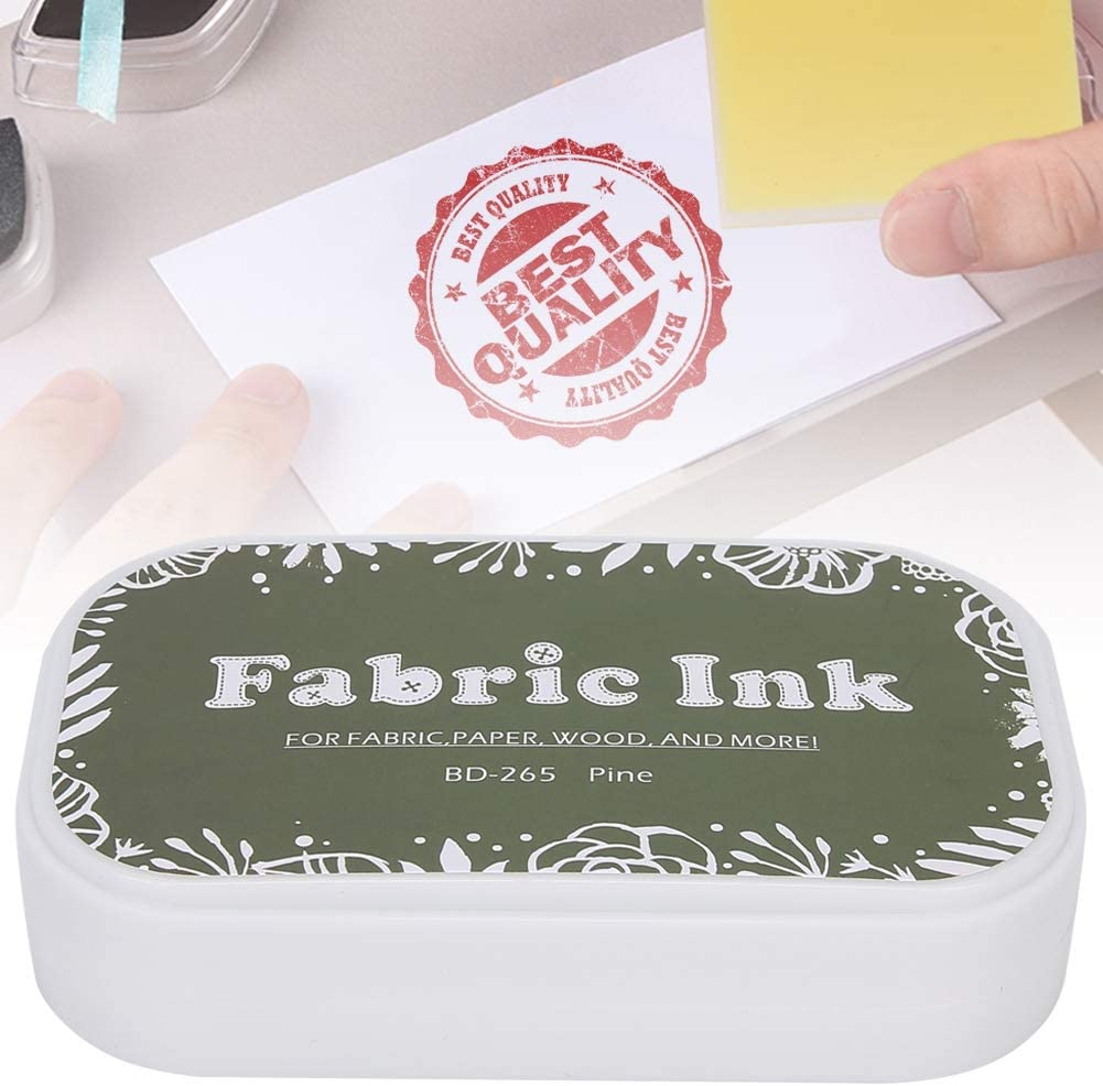 qing niao Overseas parallel import regular item Restore Style Sponge Colored Ink DIY Accessories f Pad Selling rankings