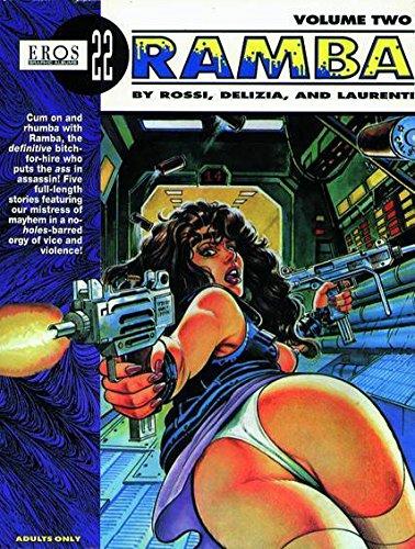 Ramba Book 2: Bk. 2 (Eros Graphic Albums)