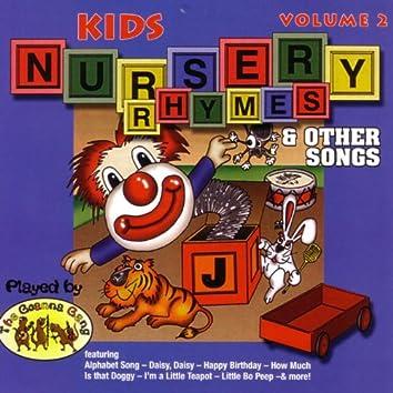 Kids Nursery Rhymes And Other Songs - Volume 2