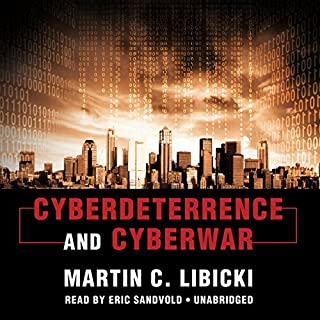 Cyberdeterrence and Cyberwar audiobook cover art