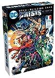Don't Panic Games - CRISIS Version Française (Extension N°1) - DC Comics Deck-Building...