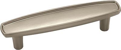 Baldwin 4357150 Severin Cabinet Pull in Satin Nickel
