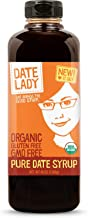 Award Winning Organic Date Syrup 3 lb Squeeze Bottle   1 ingredient:100% Dates. Vegan, Paleo, Gluten-free & Kosher   Also ...