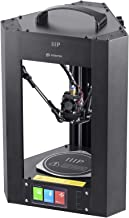 Monoprice 121666 Mini Delta 3D Printer With Heated (110 x 110 x 120 mm) Build Plate, Auto Calibration, Fully Assembled for...