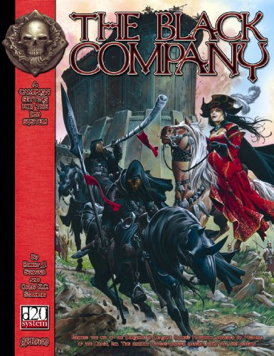 The Black Company Campaign Setting