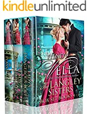 The Langley Sisters Collection: (Books 4-6) A Regency Romance Collection