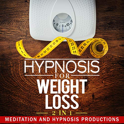 Hypnosis for Weight Loss: 2 in 1 Titelbild