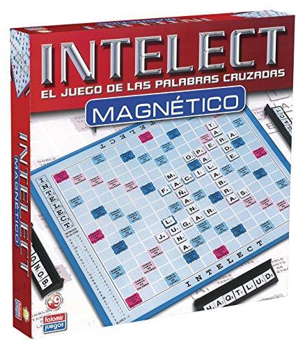 Falomir Intelect magnético. Juego de mesa. Family & Friends (646386) , color/modelo surtido