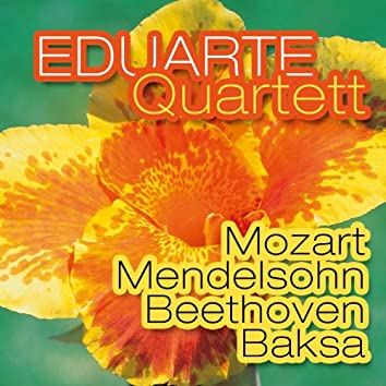 Mozart, Mendelsohn, Beethoven, Baksa