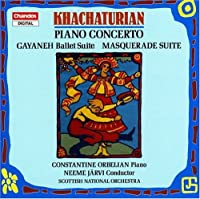 Piano Concerto / Masquerade Suite (1992-09-30)