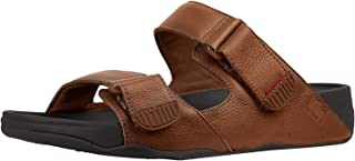 FitFlop mens Gogh Moc Slide In Leather