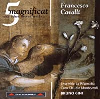5 Magnificat And Other Sacred by FRANCESCO CAVALLI (2009-12-08)