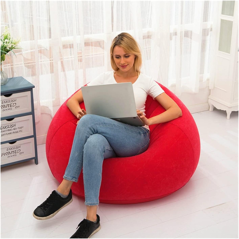 ppqq online shop Suitable for Indoor Adult Chair Basketb Bean Bag mart Inflatable