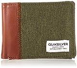 Quiksilver Freshness Plus, Monederos. para Hombre, Calamata, Medium