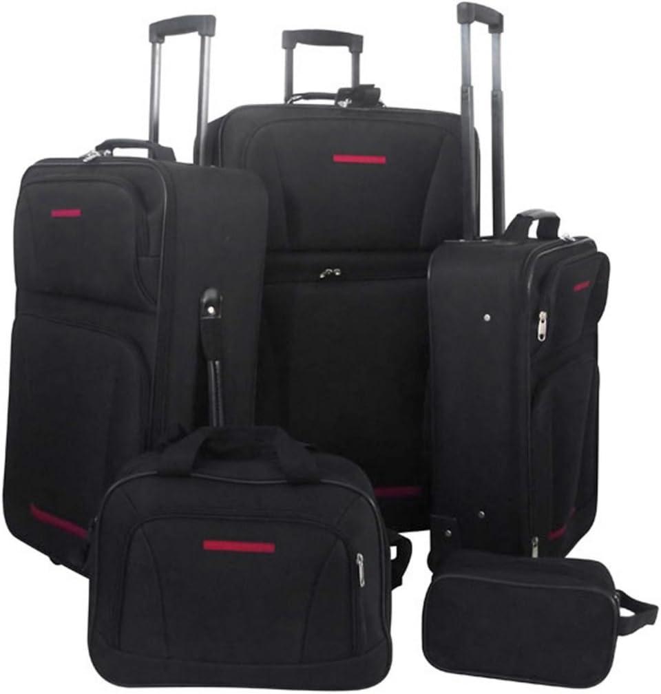 vidaXL miglior set di valigir da 5 pezzi