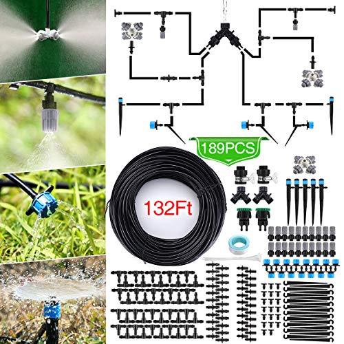 Jeteven 131ft/40m Drip Irrigatio...