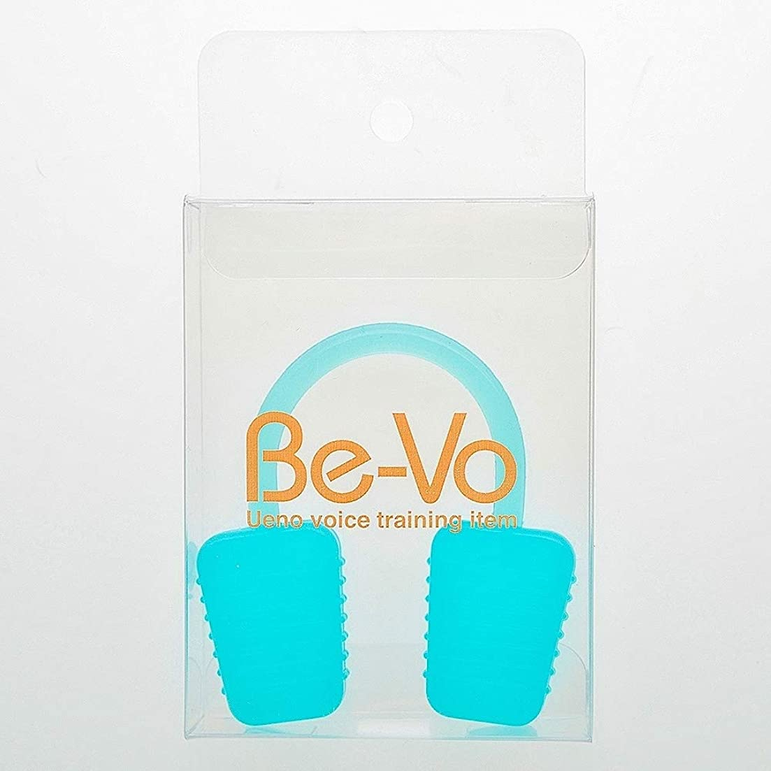 フォーク平方一時停止Be-Vo (ビーボ) ボイストレーニング器具 自宅で簡単ボイトレグッズ (ブルー)