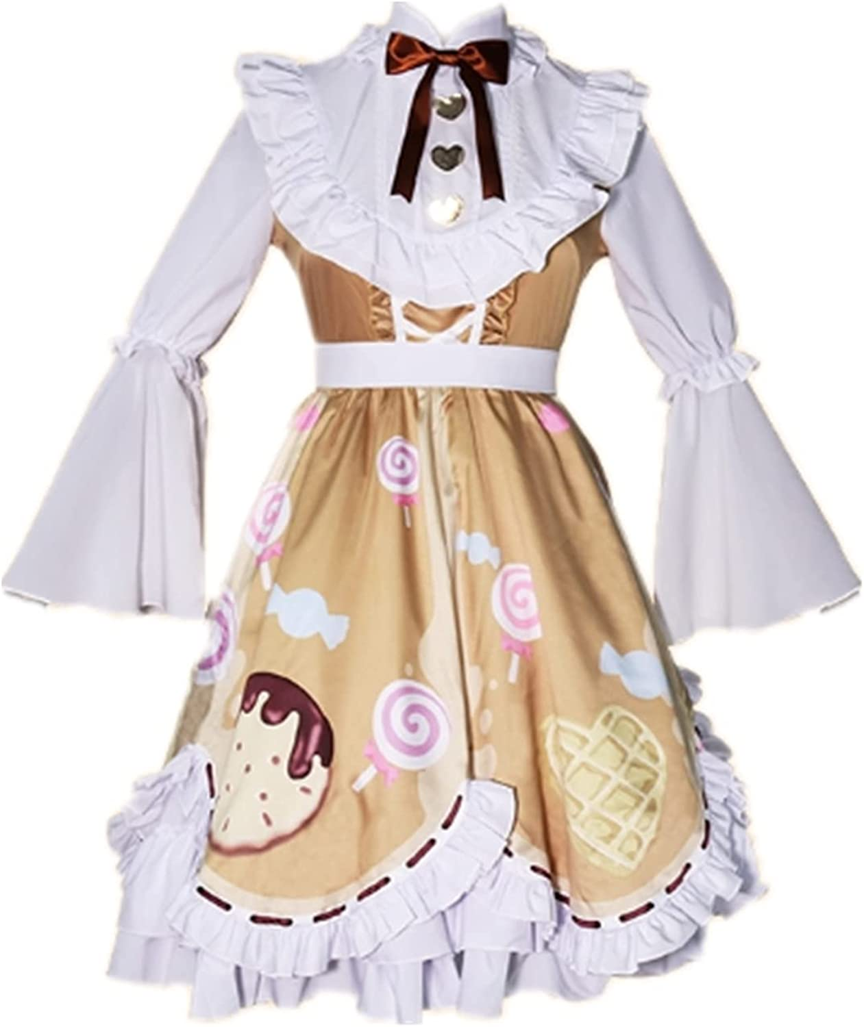 Cosplay Las outlet Vegas Mall Costume Masquerade Identity Candy V Dress Girl