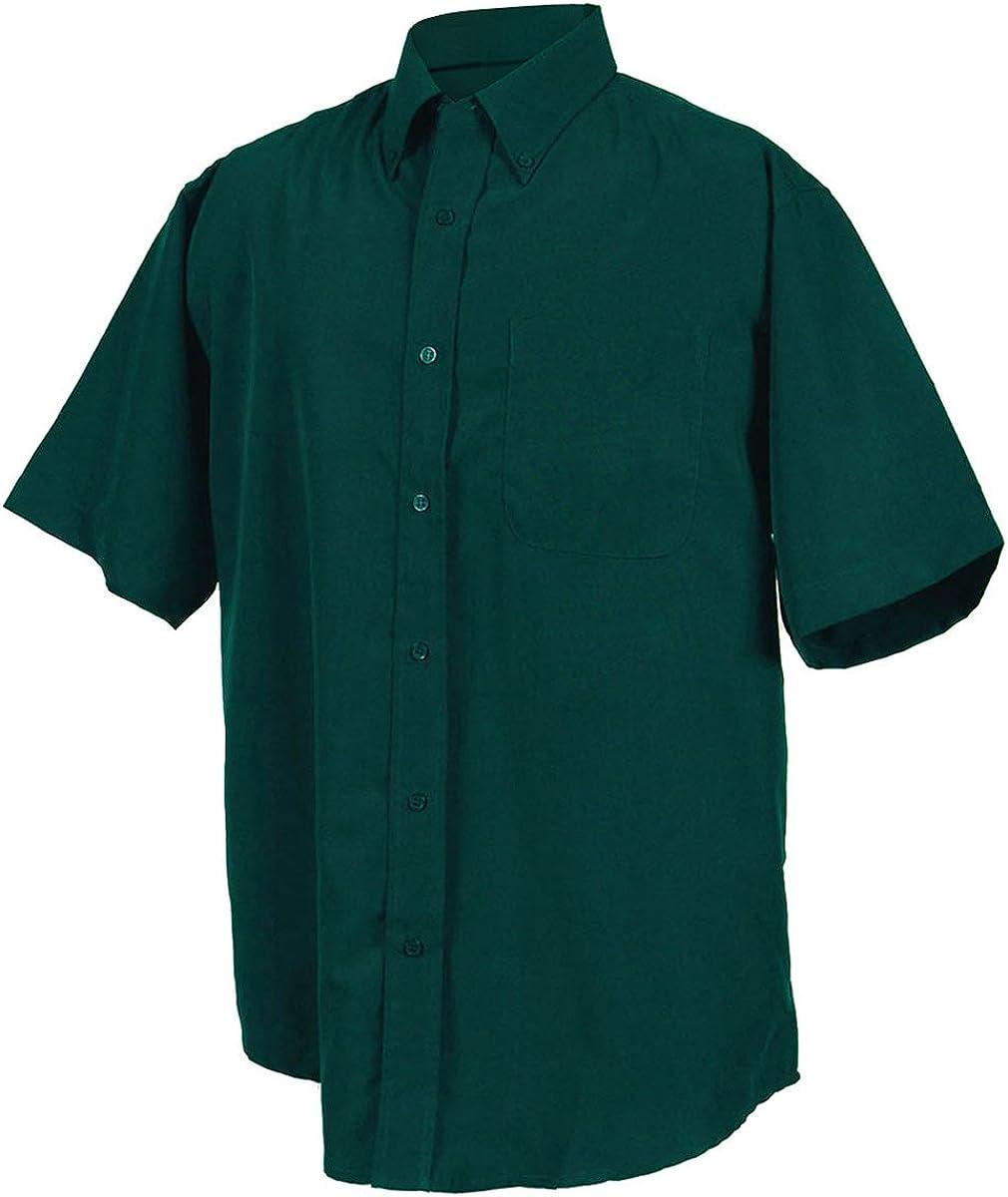 Tri Mountain 5 oz. Wrinkle-Resistant 858 Fashion Rayon 5 ☆ popular Woven Shirt. Poly