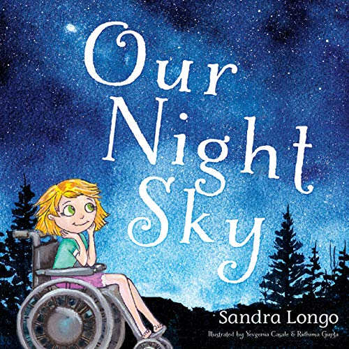 Our Night Sky (The Shine Bright Project Book 1) (English Edition)