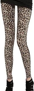 9ed103ead65 Guiran Mujer Strench Push Up Leopardo Estampados Leggins Leggings  Pantalones Skinny