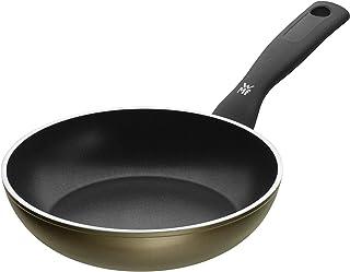 WMF 545204021 Permadur Element Sartén de Aluminio, Antiadherente, Apto para Todo Tipo de Cocinas Incluido Inducción, Exterior Resistente en Acero, 20 cm sin PFOA (Reacondicionado)